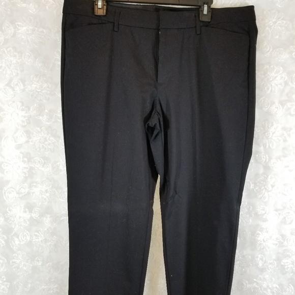 Jcpenney Pants Womens Dress In Black Poshmark